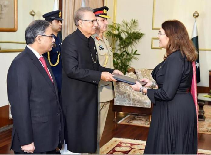 EU-Pakistan ties increase as two sides work to address global challenges, Ambassador Kaminara