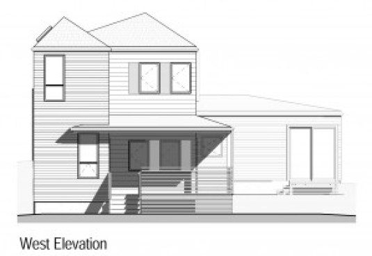 J:Urban Coeur - Bridger2014.525 Tracy houses2 Drawings and Sp