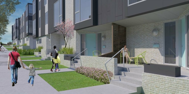 MARKETING - RENDERING 27th and McGee