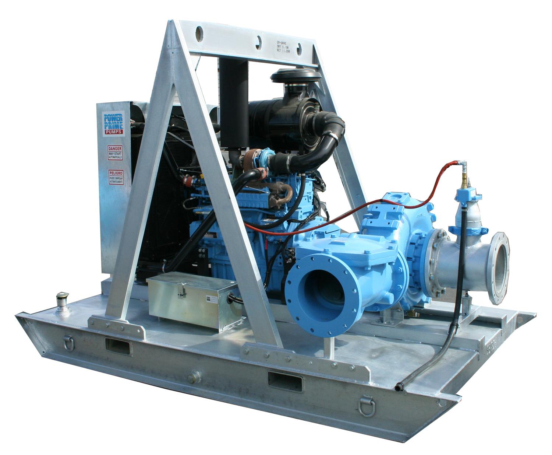 Rain For Rent Dv300c Power Prime Pump