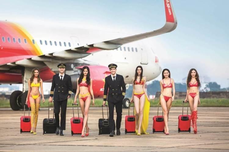 越捷航空vietjetair   花蓮直飛曼谷來了!暑假7/2首航起飛至8/19共計12班次