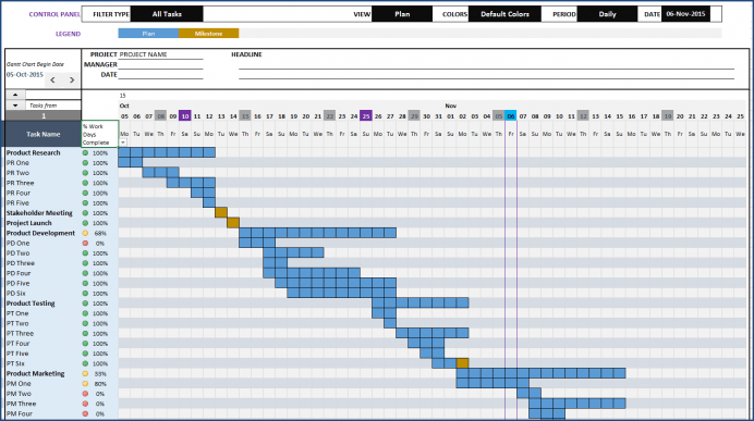 From tracking down their quarry to outgunning their opponent, if you want to win, you need. Calendar Gantt Chart Excel Template