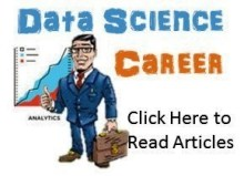 Analytics and Date Science Career