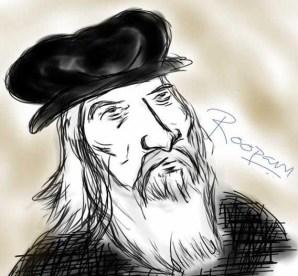 Leonardo - by Roopam