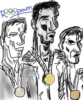 Olympics - by Roopam