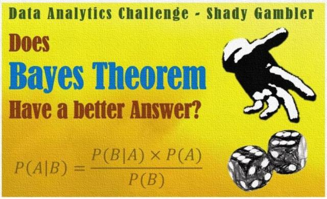 Does Bayes' Theorem Have a Better Answer? - by Roopam