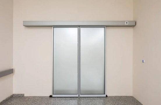 Çift Kanat Fotoselli Kapı