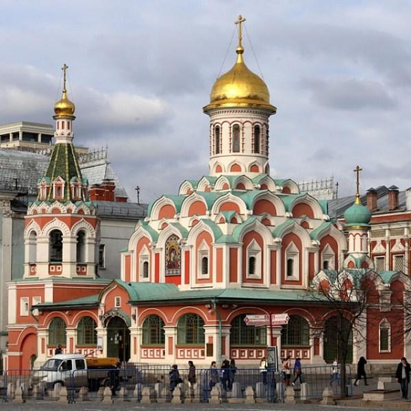 Самые красивые храмы в Москве: фото и описание