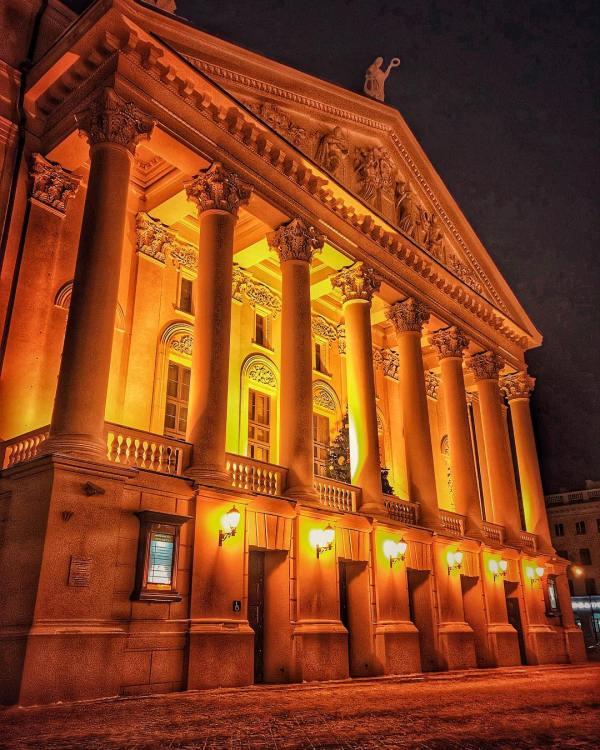 Театр оперы и балета: описание, адрес, время работы ...