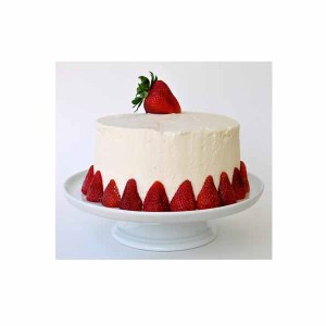 Half Kg Strawberry Cake