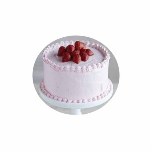 1 Kg Strawberry cake