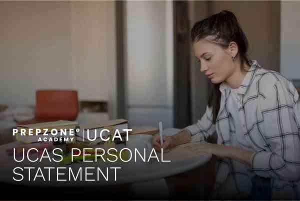 UCAS Personal Statement | Prep Zone Academy