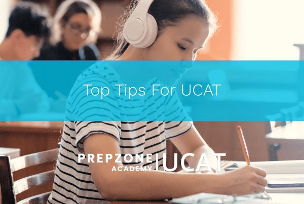 Top Tips For UCAT | Prep Zone Academy