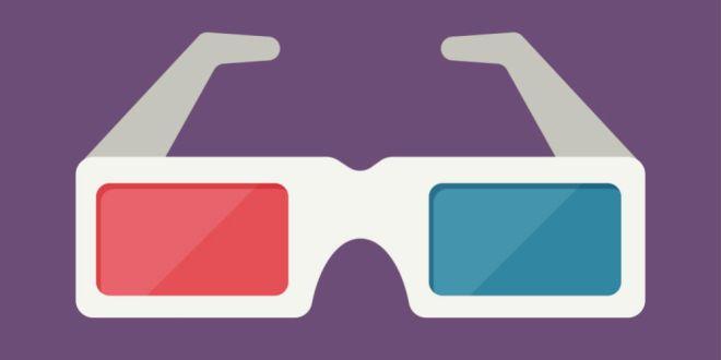Benetton Collezione Occhiali 3d