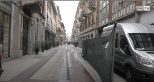 Alessandria. C.so Roma prossima apertura Benetton