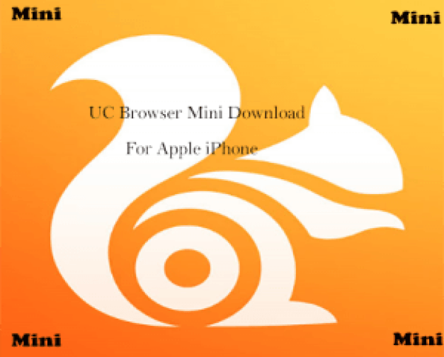 UC Browser Mini Download For Apple iPhone - Free UC Browser
