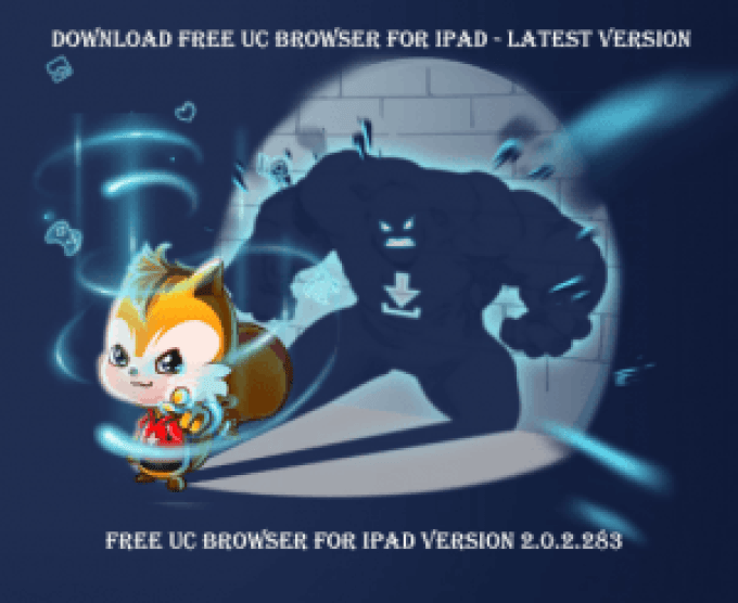 Download Free UC Browser For iPad - Latest UC Browser