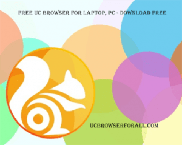 Free UC Browser For Laptop, PC - Download Free UC Browser