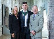 free pic no repro fee 18 oct 2016 who graduated with a degree in Business Information Systems (BIS) from UCC on Tuesday, October 18th. Photography by Gerard McCarthy 087 8537228 more info contact Alison O'Brien Fuzion Communications 021 4271234 086 3879388
