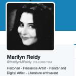 Marilyn Reidy Twitter Profile