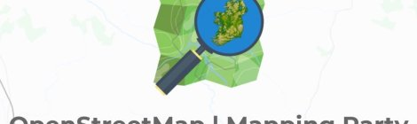 Mapping Makes a Difference! OSM Ireland Mapping Party open for Registration