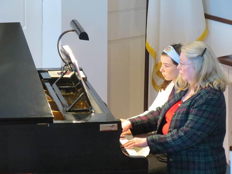 Pilgrim Church Youth Sunday 1