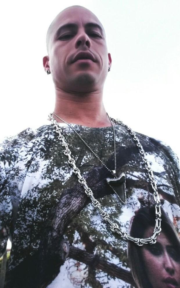 Xavier Madera selfies. | Uccellino Jewelry