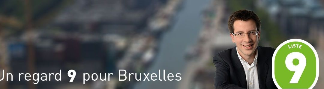 Un regard 9 pour Bruxelles: Thibaud Wyngaard