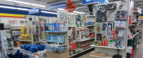 Retail Grocery Shop Business