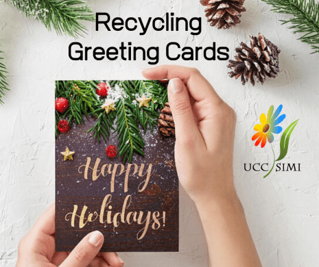 Recycling greeting cards