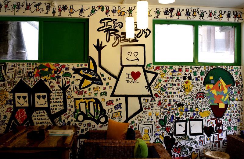 Born Free Manali - Travel Cafe - Coworking - Hoste | Manali, India ...