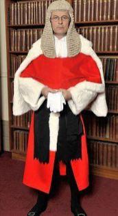 A British High Court Judge