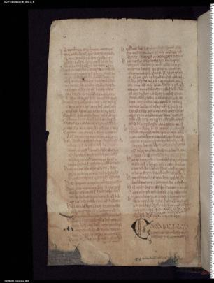 Brigit in 'Cormac's Glossary' (UCD-OFM MS A 12 p. 6 www.dias.isos.ie)