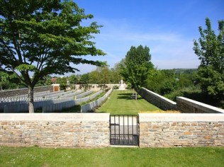 Doullens Cemetery, France