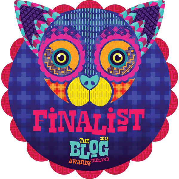 Blog Awards 2018 Finalist