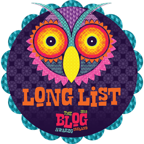 We made the Blog Awards 2018 Long List!