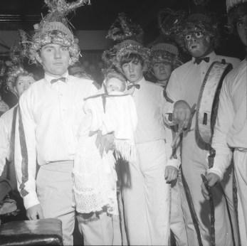 Brídeoga/Biddy Boys, Cill Ghobnait, Co. Kerry in 1974