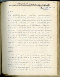 Máire Mac Néill's diary (NFC 973/297)