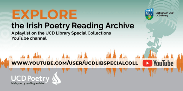Irish Poetry Reading Archive