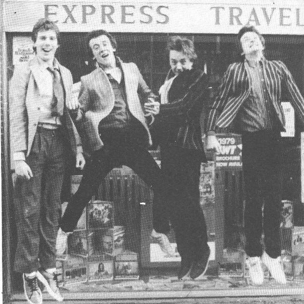 The Vipers, 1979. (From http://irishrock.org/ipnw/bands/vipers.html)