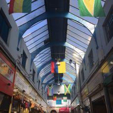 brixton market blue