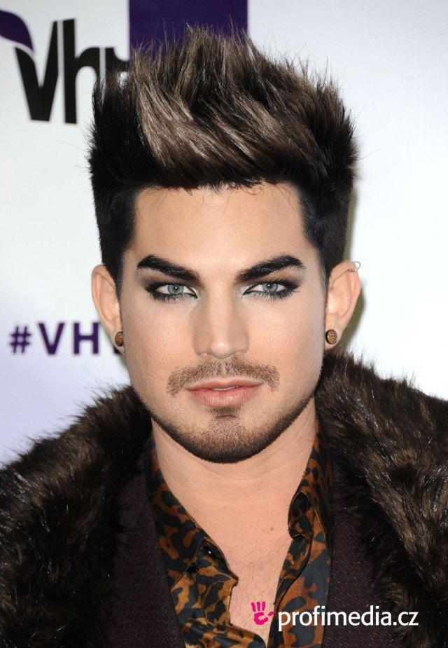 adam lambert - - hairstyle - easyhairstyler
