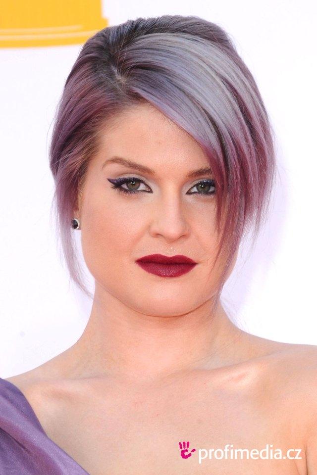 kelly osbourne - - hairstyle - easyhairstyler