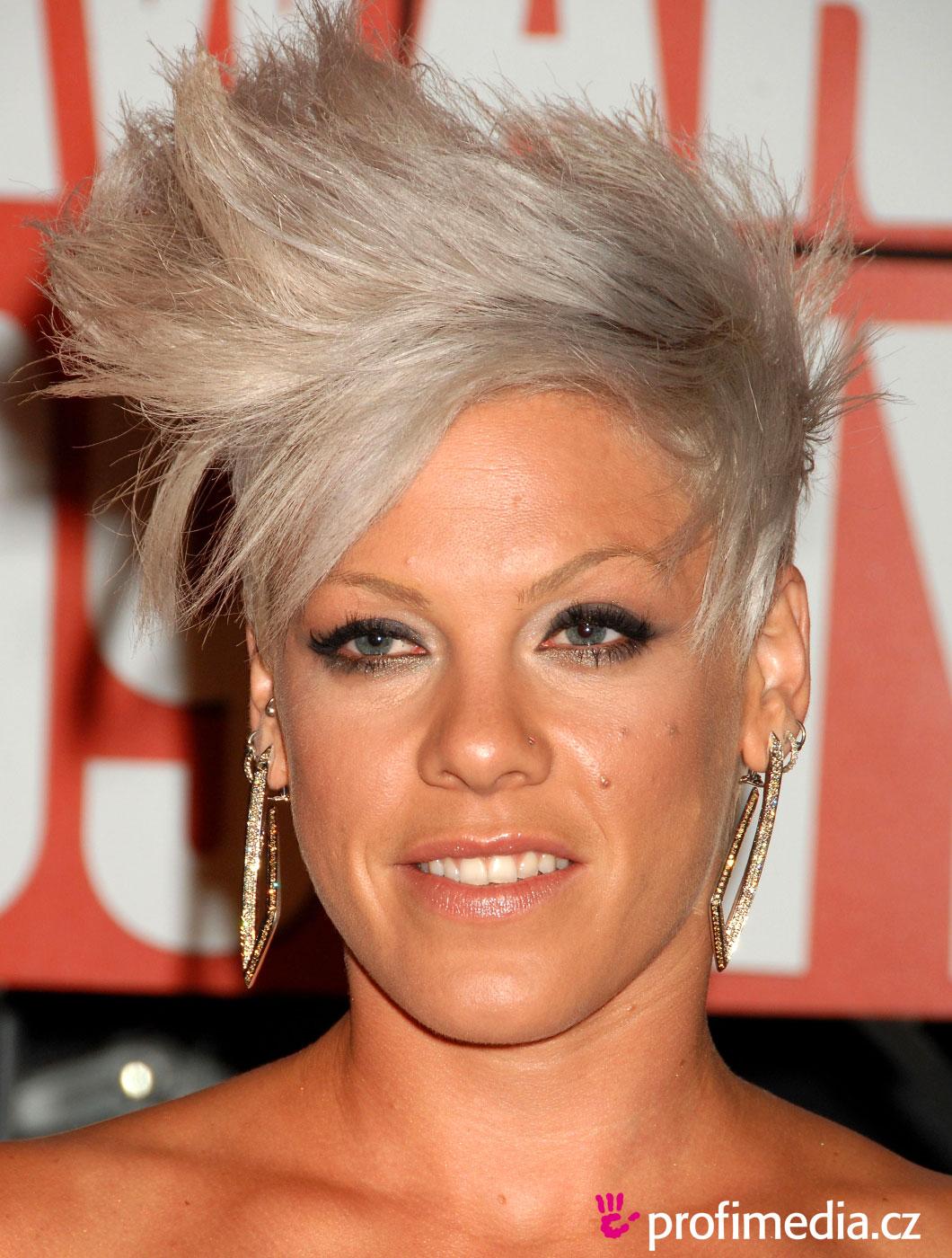 Pink Frisur Frisur2012