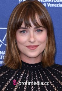 Dakota Johnson     Promi Frisuren zum Ausprobieren in eFrisuren Dakota Johnson