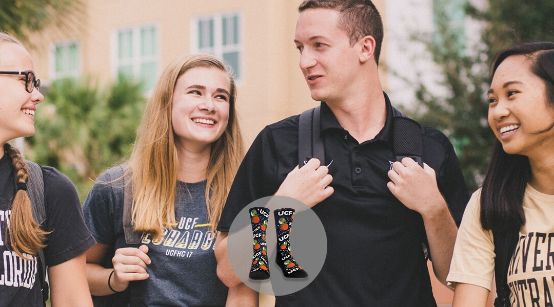 Make a Gift by 9/30 and Rock the Socks!