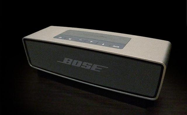 BOSE サウンドリンクミ・ニ,ホームシアター,評価,感想