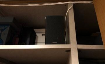 DENON SC-A17,サラウンドバック・スピーカー,IMAX Enhanced