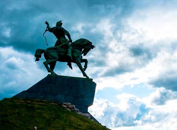 Сочинение Уфа - мой город