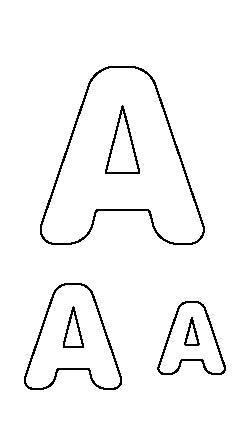 アルファベットサンプル